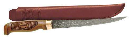 Rapala 7.5 inch Rapala Knife/Sheath (wood handle)