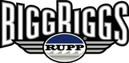Rupp Marine Collapsible Heavy Back Bar w/ Bigg Rigg Purchase