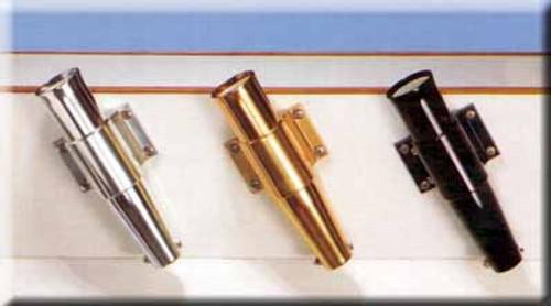 Rupp Marine Pocket Rocket Rod Holder - Silver