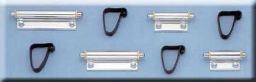 Rupp Marine Snap Clip Hanger Set - 2-1/4inch