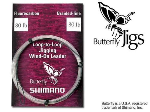Shimano Butterfly Jig Windon Leader 40#