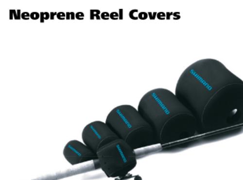 Shimano Neoprene Reel Cover - XL