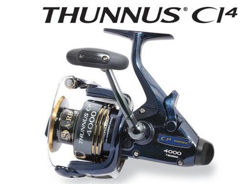 Shimano Thunnus CI4 Spinning Reel TU4000CI4
