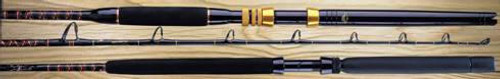 Star Handcrafted IGFA Chair Rod Curved 7'