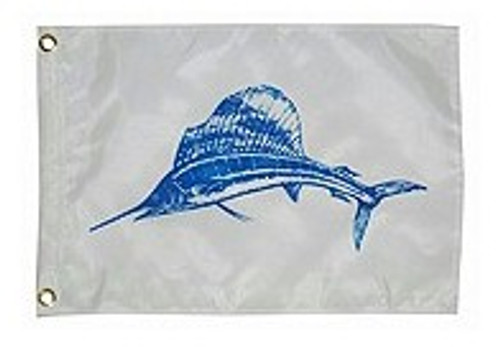 Taylor Made Sailfish Flag