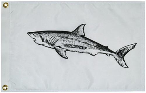 Taylor Made Shark Flag