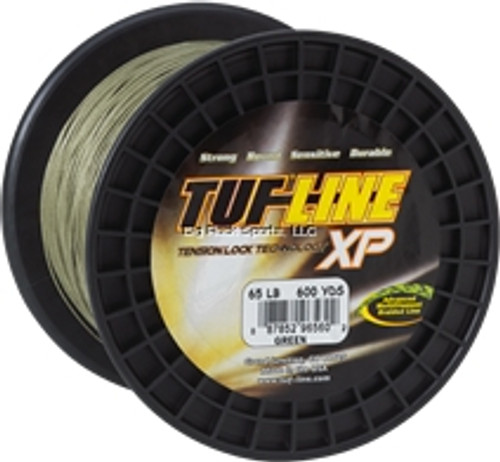 Tuf Line XP Braid Green 2500yd Test:65