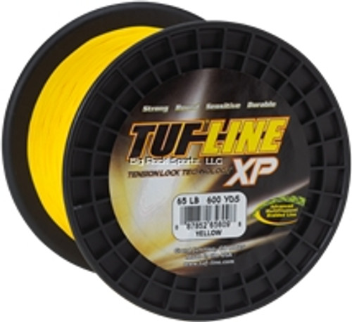 Tuf Line XP Braid Yellow 2500yd Test:65