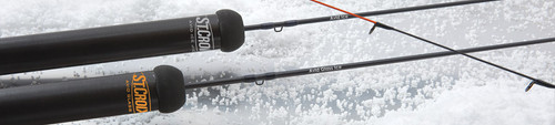 ST Croix Avid Glass Ice Rod AGR18L