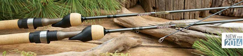ST CROIX TROUT SERIES SPINNING ROD TSS70LXF2