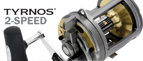 Shimano Tyrnos Two Speed Reel TYR20II