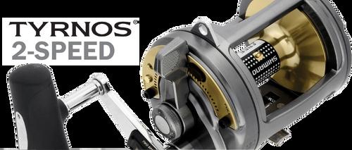 Shimano Tyrnos Two Speed Reel TYR30II