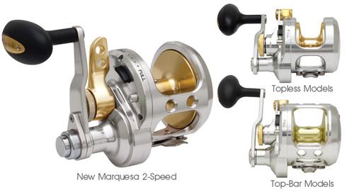 Fin-Nor Marquesa Lever Drag Single Speed Reel MA30T