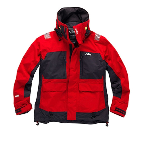 FG2 Tournament Jacket (Red)