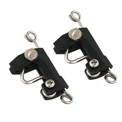 Taco Standard Release Outrigger Clips (Pair)
