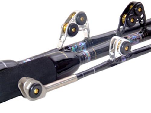 Black Bart Bluewater Pro Standup 80# Standup Stroker Rod Terminator Butt BR80ST