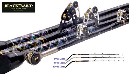 Black Bart Bluewater Pro IGFA Unlimited Rod BRCHAIRU