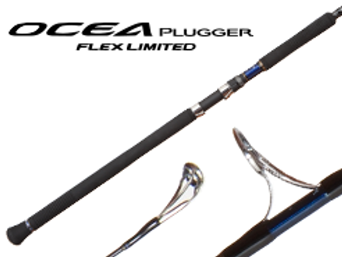Shimano Ocea Plugger Full Throttle Rod OPFTS88H