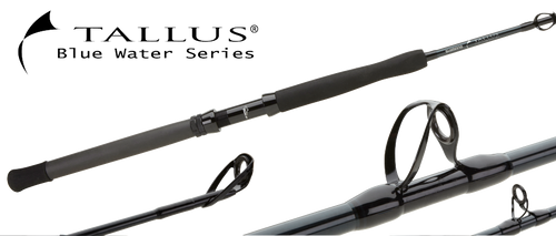 Shimano Tallus Bluewater Ring Guided Rod TLC59XXHSBBLA