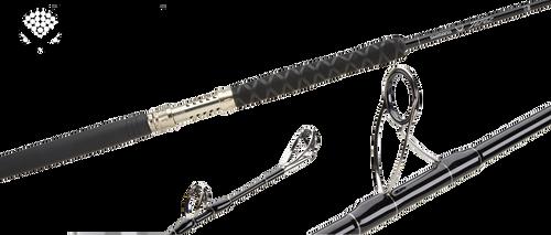 Shimano Terez Conventional Rod TZC66XXHBLK