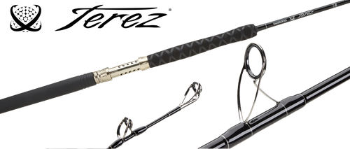 Shimano Terez Conventional Rod TZCX70MHBLK