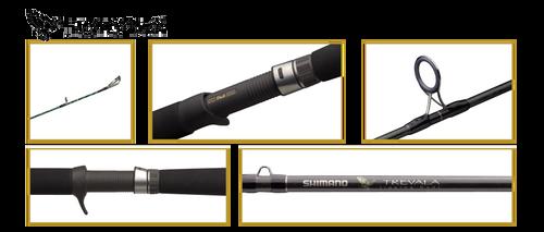 Shimano Trevala Jigging Casting Rod TVC66MH2