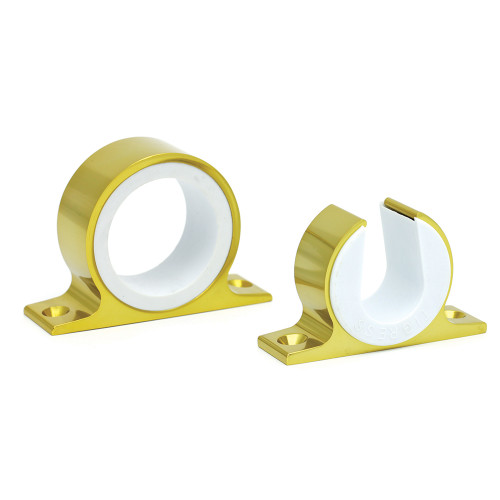 Tigress Premium Gold Anodized Rod Hanger