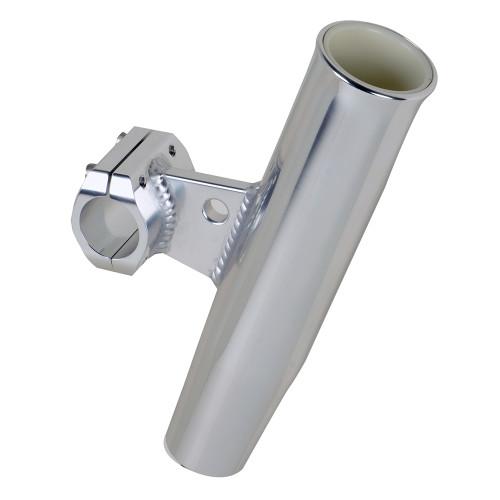 "C.E. Smith Aluminum Clamp-On Rod Holder - Horizontal - 1.66"" OD - Fits 1-1\/4"" Pipe"