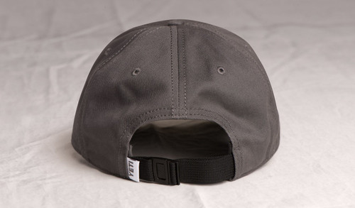 e54c84d4041 ... Yeti Low Profile Full Panel Hat Gunmetal Gray ...