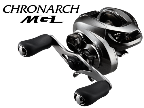 Shimano Chronarch MGL Baitcast Reel CHMGL150