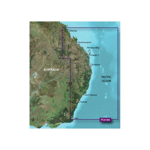 Garmin BlueChart g2 - HXPC414S - Mackay - Twofold Bay - microSD\/SD