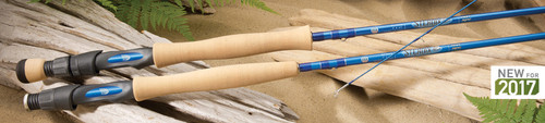 St Croix Sole Fly Rod