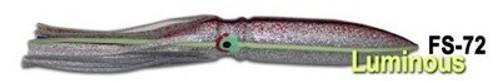 "Abaco Killa Squid 9"" 10-Pack ABA-FS-72"