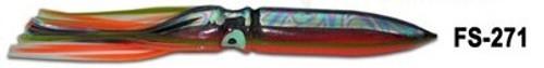 "Abaco Killa Squid 9"" 10-Pack ABA-FS-271"