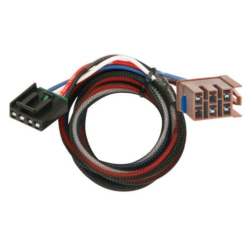Tekonsha Brake Control Wiring Adapter - 2-Plug - GM