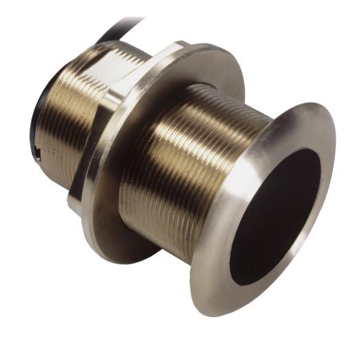 Airmar B60 Bronze Thru-Hull Transducer w\/Humminbird #9 Plug - 7-Pin - 20º