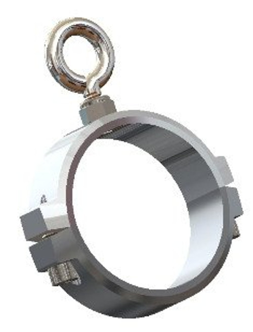 "Rupp Teaser Dredge Clamp 1.75"" CA-0086-t"