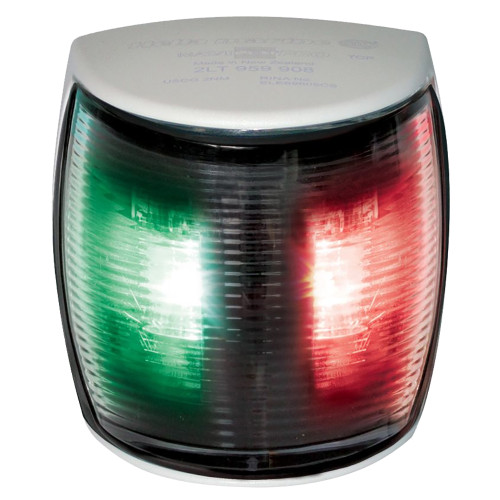Hella Marine BSH NaviLED PRO Bi-Color Navigation Lamp - 2nm - White Housing