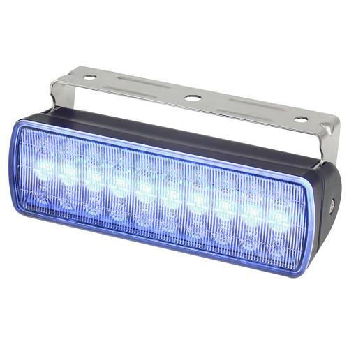 Hella Marine Sea Hawk XL Dual Color LED Floodlights - Blue\/White LED - Black Housing