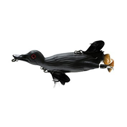 "Savage Gear 3D Suicide Duck 4-1/4"" Baby Black Bird"