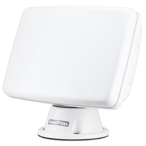 "NavPod PP5100 PowerPod Uncut (Usable Face = 14""W x 7.625""H) (35.5cm W x 19.4cm H)"