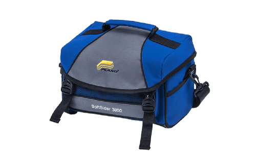 Plano Blue Weekend Softsider Tackle Bag - 3600 Series (446303)