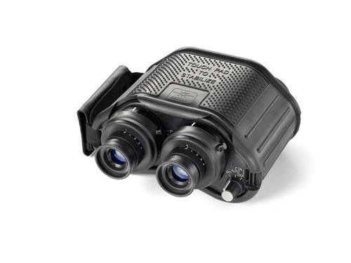 Fraser Optics M25E Stedi-Eye Binoculars Black w/ Pouch - Re-manufactured