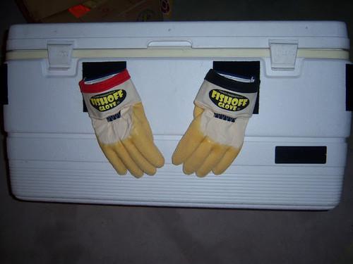Fish Off Gloves