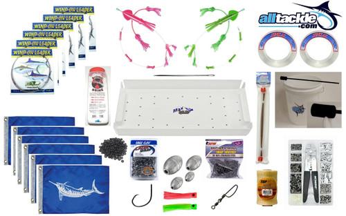 Alltackle White Marlin Tackle Rigging Kit