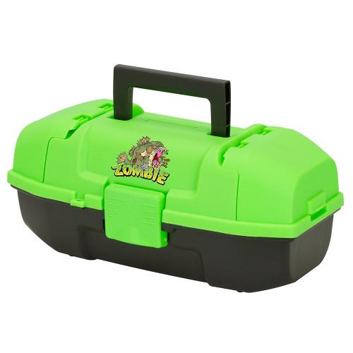 Plano Youth Zombie Tackle Box - Green\/Black