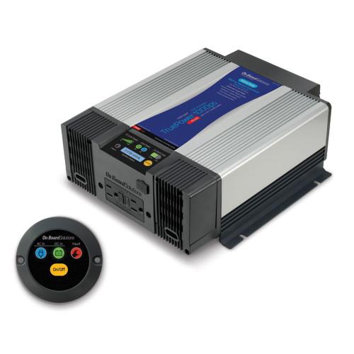 ProMariner TruePower Plus Pure Sine Wave Inverter - 1000W