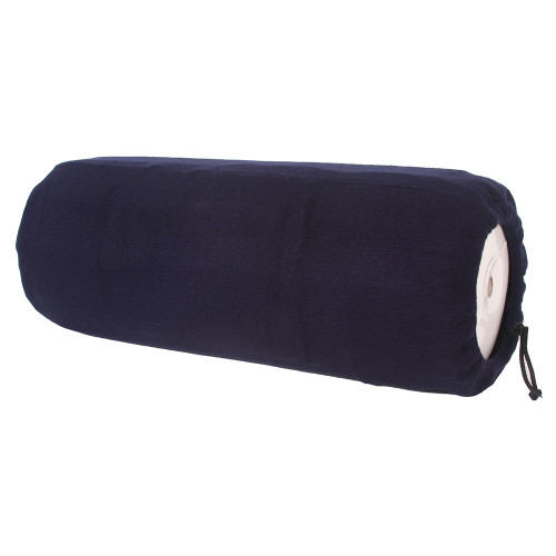 "Master Fender Covers HTM-2 - 8"" x 26"" - Double Layer - Navy"