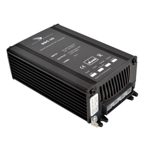 Samlex 30A Non-Isolated Step-Down 24VDC-12VDC Converter