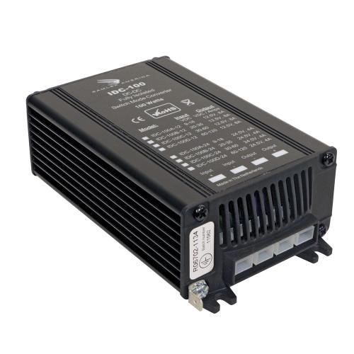 Samlex 100W Fully Isolated DC-DC Converter - 8A - 9-18V Input - 12.5V Output